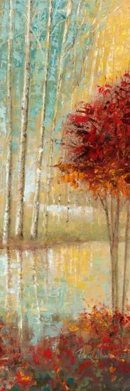 Emerald Pond II-Ruane Manning-Art Print