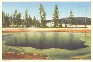Emerald Pool, Yellowstone
