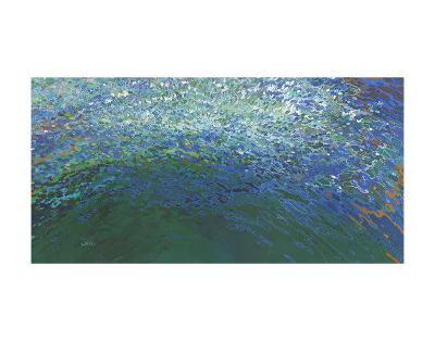 Emerald Sea-Margaret Juul-Art Print