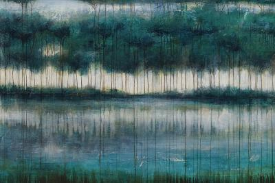 Emerald Waters-Joshua Schicker-Giclee Print