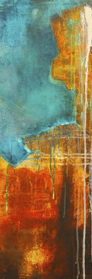 Emeralds Cave I-Erin Ashley-Art Print