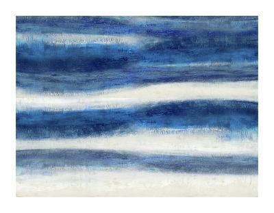 Emerge in Indigo-Jaden Blake-Giclee Print