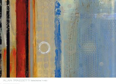 EmergingTime-Alan Mazzetti-Art Print
