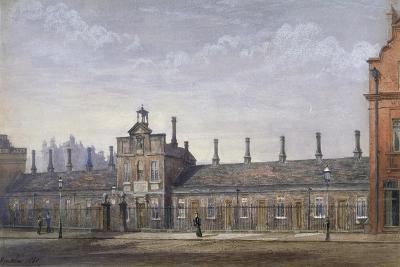 Emery Hill's Almshouses, Rochester Row, Westminster, London, 1880-John Crowther-Giclee Print