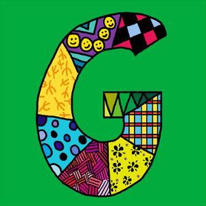 Letter G by Emi Takahashi
