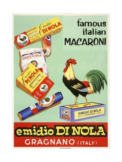 Emidio di Nola-Marcus Jules-Giclee Print