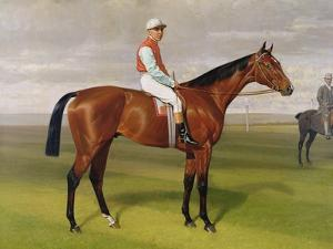 'Isinglass', Winner of the 1893 Derby, 1893 (Detail) by Emil Adam