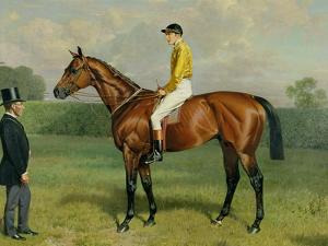 Ormonde, Winner of the 1886 Derby, 1886 by Emil Adam