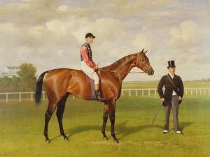 Persimmon', Winner of the 1896 Derby, 1896 by Emil Adam