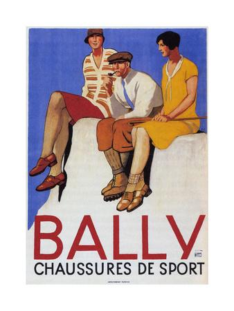 Bally Sports Shoes, 1928