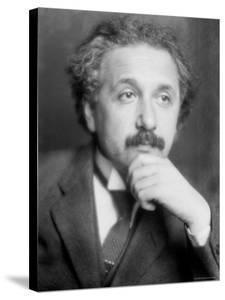 Physicist Albert Einstein by Emil Otto Hoppé