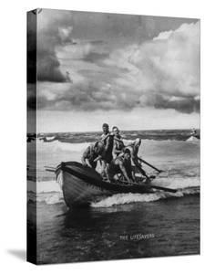 Voluntary Lifesavers by Emil Otto Hoppé