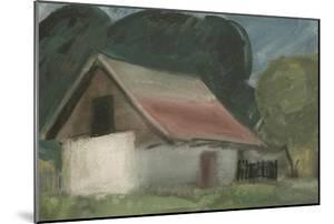 Evening Twilight, 1999 by Emil Parrag