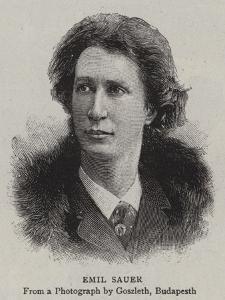Emil Sauer