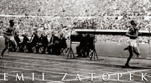 Emil Zatopek: 1952 Triple Gold Medalist