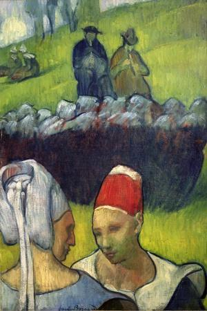 Breton Women