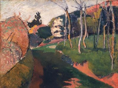 Landscape, Saint-Briac, 1889