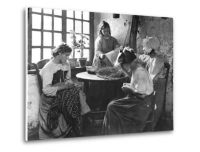 Interior of a Fisherman's Home, C.1900