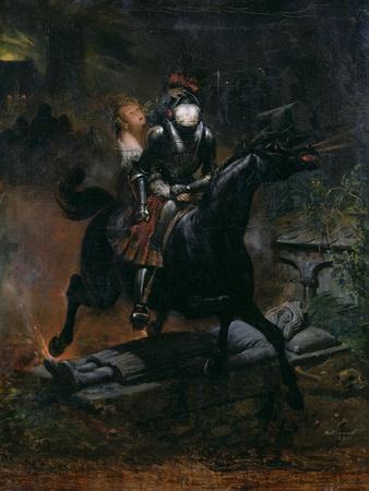 Ballad of Leonore, 1839