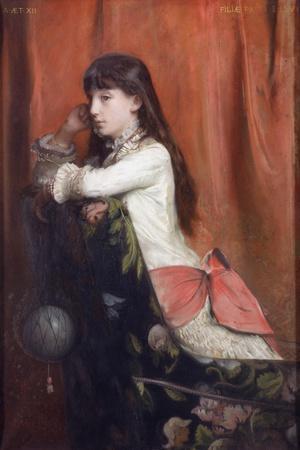 Mademoiselle Lia Levy, 1882