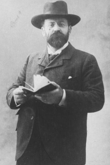 'Emile Moreau', c1893-Unknown-Photographic Print