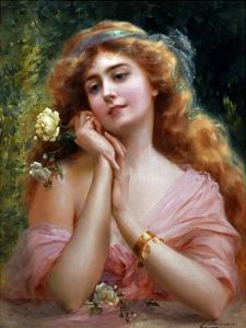 A Summer Reverie by Emile Vernon