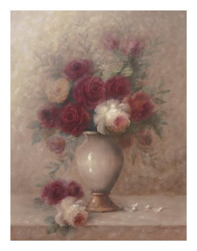 Emilia's Flowers-Cheovan-Art Print