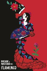 Flamenco Graphic by Emilie Ramon