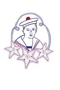 Maritime Sailor by Emilie Ramon