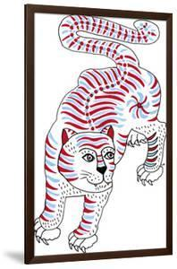 Tiger Stripes by Emilie Ramon