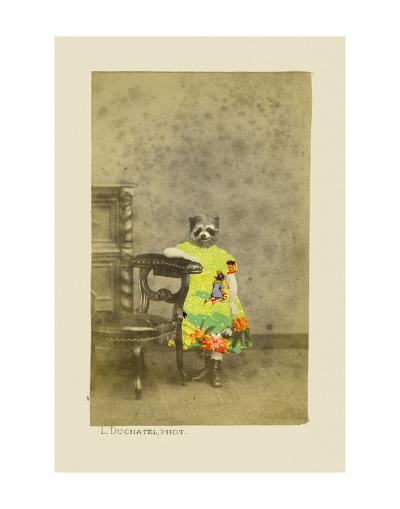 Emilie-Philippe Debongnie-Art Print