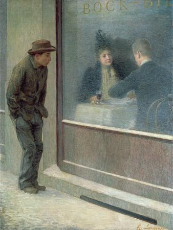 Reflections of a Starving Man or Social Contrasts, 1894