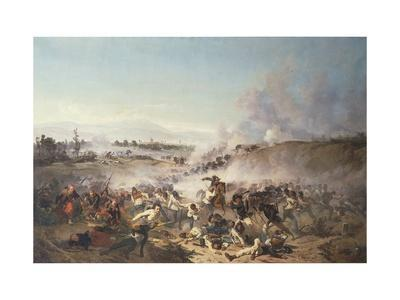 Second War of Independence, Battle of Palestro, May 31, 1859