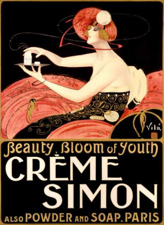 Creme Simone Bath Beauty by Emilio Vila