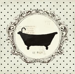 Cartouche Bath by Emily Adams