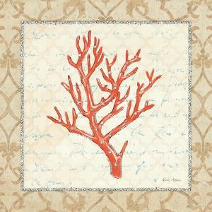 Coral Beauty Light II by Emily Adams