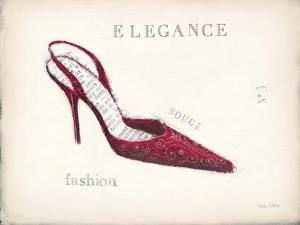 Elegance - Rouge Detail by Emily Adams