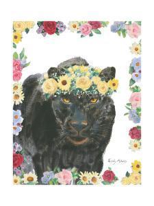 Flower Friends V by Emily Adams