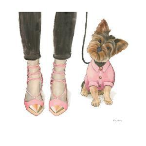 Furry Fashion Friends III by Emily Adams