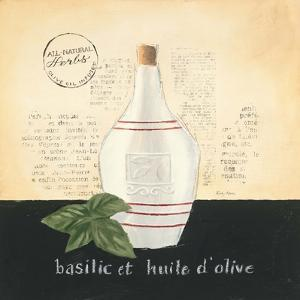Huile d Olive III by Emily Adams