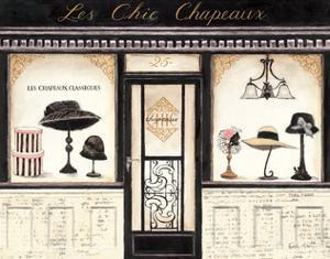 Les Chic Chapeaux by Emily Adams