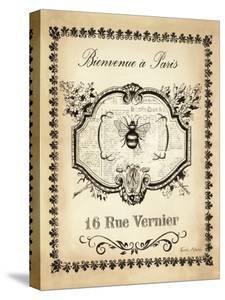 Paris Bees I by Emily Adams