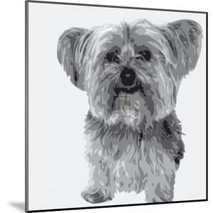 Beautiful Terriers Wood Mount artwork for sale, Paintings and Prints
