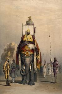 The Rajah Of Putteealla by Emily Eden
