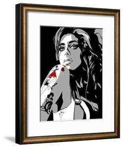 Amy Winehouse by Emily Gray
