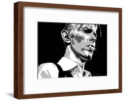 David Bowie - Thin White Duke by Emily Gray
