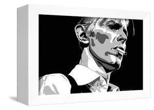 David Bowie - Thin White Duke by Emily Gray