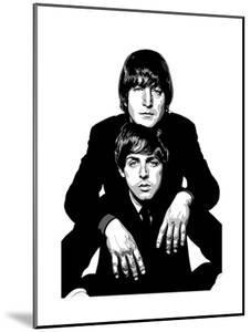 Lennon and McCartney by Emily Gray