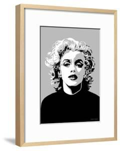 19546b13aa Marilyn - Goodbye Norma Jean · Emily Gray. Framed Art Print