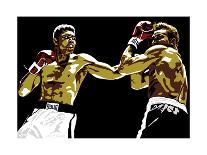 Muhammad Ali - Sting Like a Bee-Emily Gray-Giclee Print